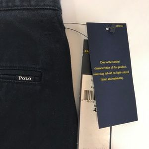 Ralph Lauren Shorts - Polo Ralph Lauren Pleated NEW Shorts Size 42 Blue